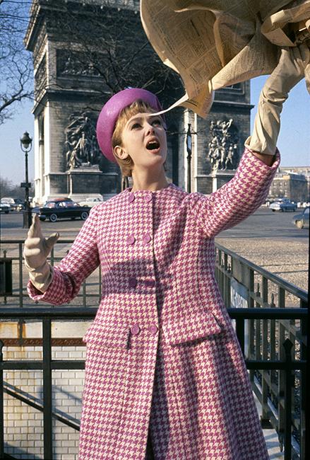 Duffy French Elle Magazine Sweetheart Dresses - 1962
