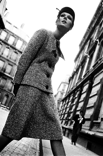 Duffy French Elle Magazine Coats - August 1962