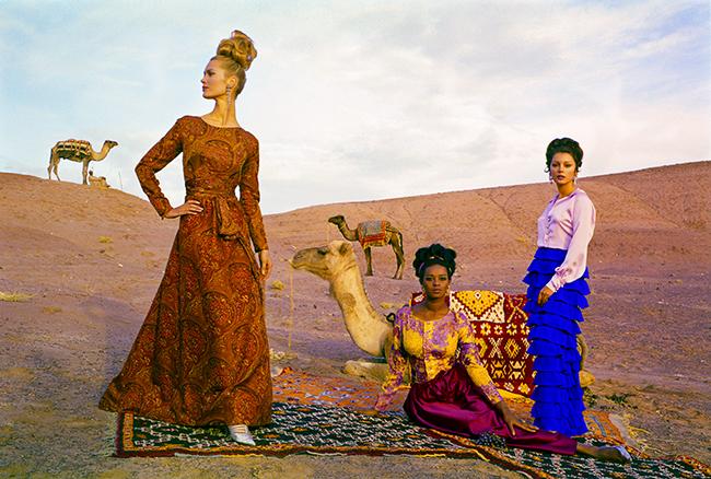 Duffy French Elle Magazine Morocco - 1962