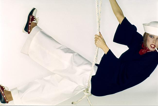 Duffy - French Elle Twelve Months of Fashion Calendar - 1975