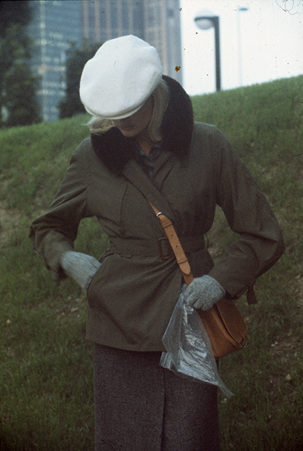 Duffy French Elle - Jacket Walked to the City - September 1975