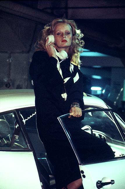 Duffy French Elle - Velvet - October 1975