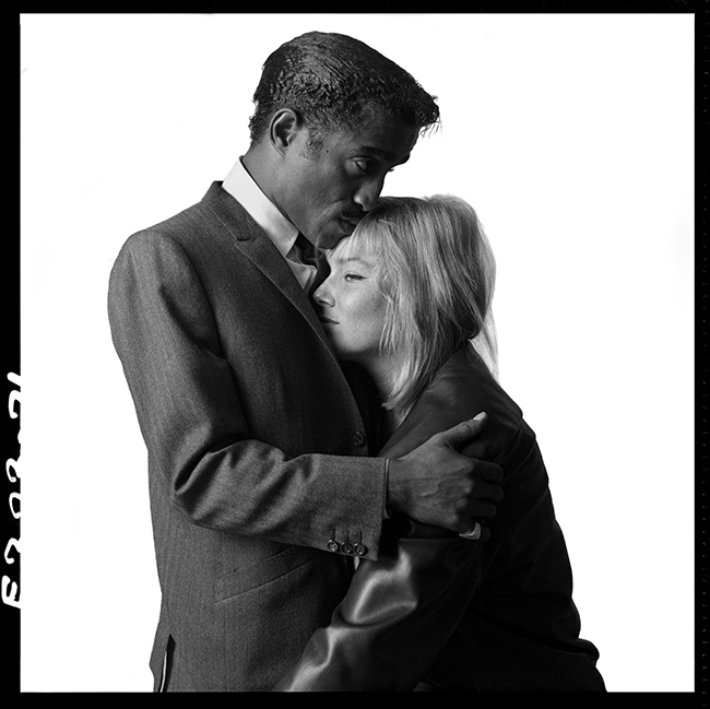 Sammy Davis Jr. & May Britt