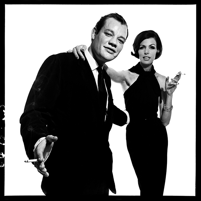 Frank Norman & Jennifer Hocking - Portrait 1961