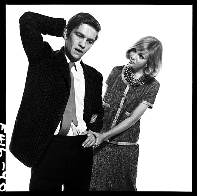 Tom Courtenay - Portrait 1961