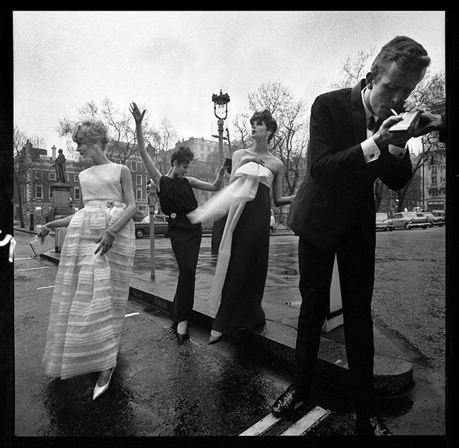 Vogue - Hanover Square - 1961