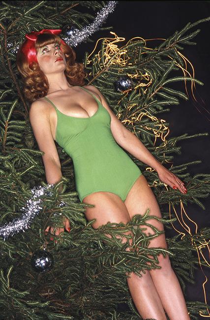 Pirelli - Xmas Tree - December 1973