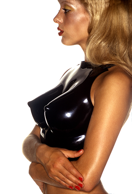 Pirelli - PVC Breast Plate - September 1973