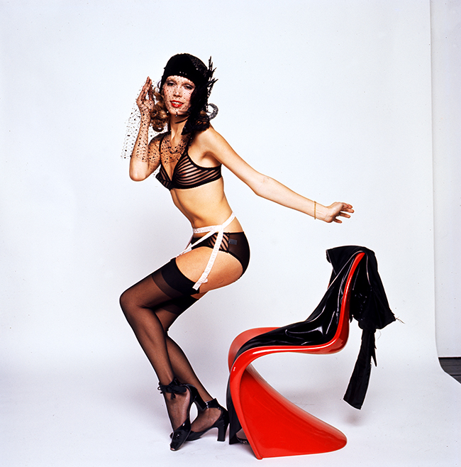 AMANDA LEAR - Panton Chair