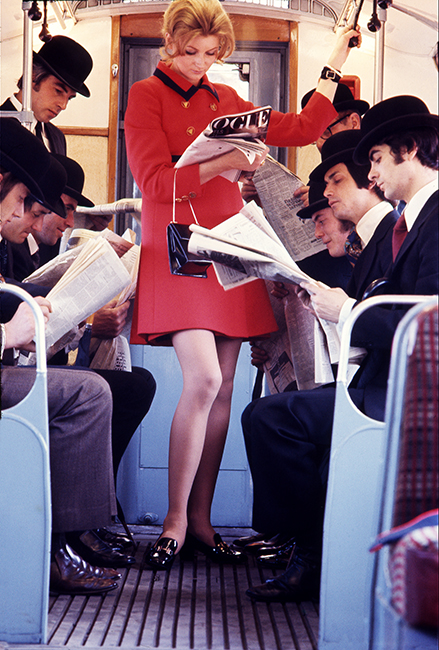 The London Rush - 1960'S