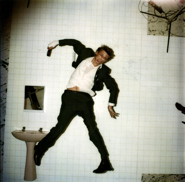 David Bowie Lodger Album Cover