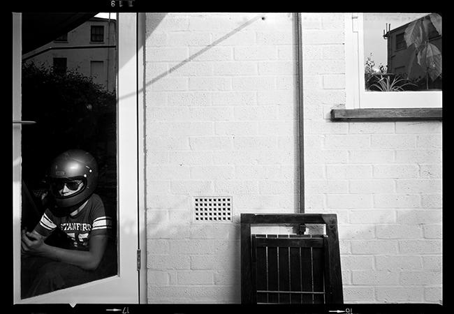 Chris Duffy - Portrait - 1976
