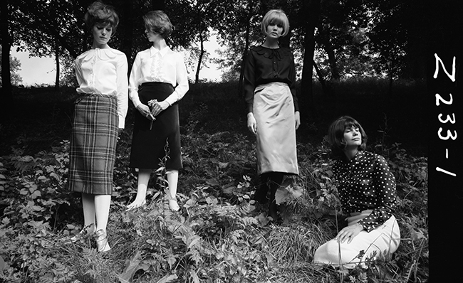Vogue - Regent's Park London - 1963