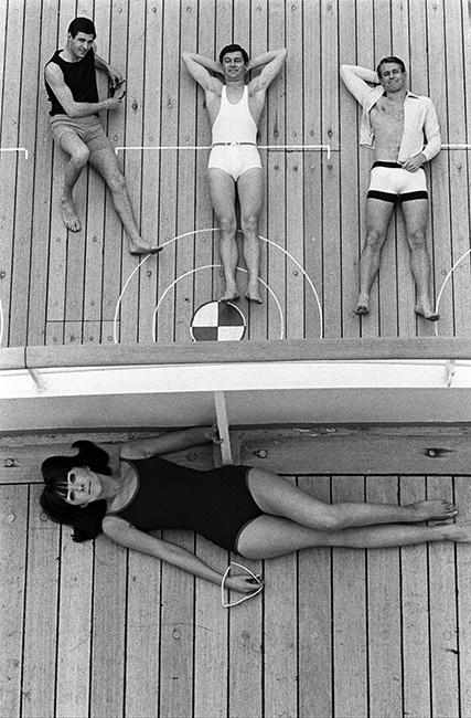 Town Magazine - Deck - 1964