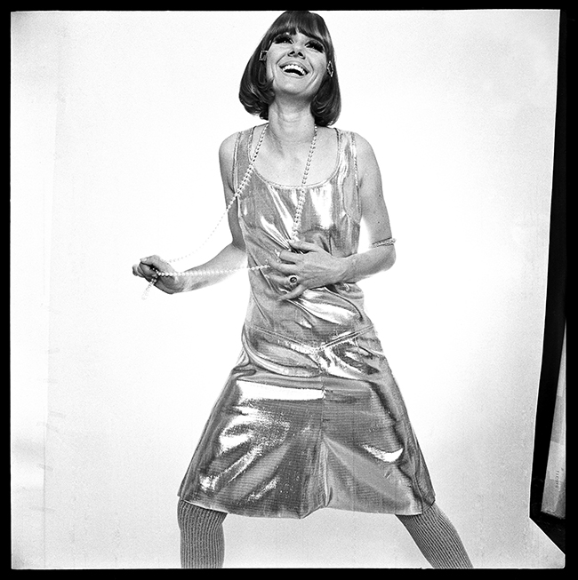 Queen Magazine - Nicole de Lamargé - 1965