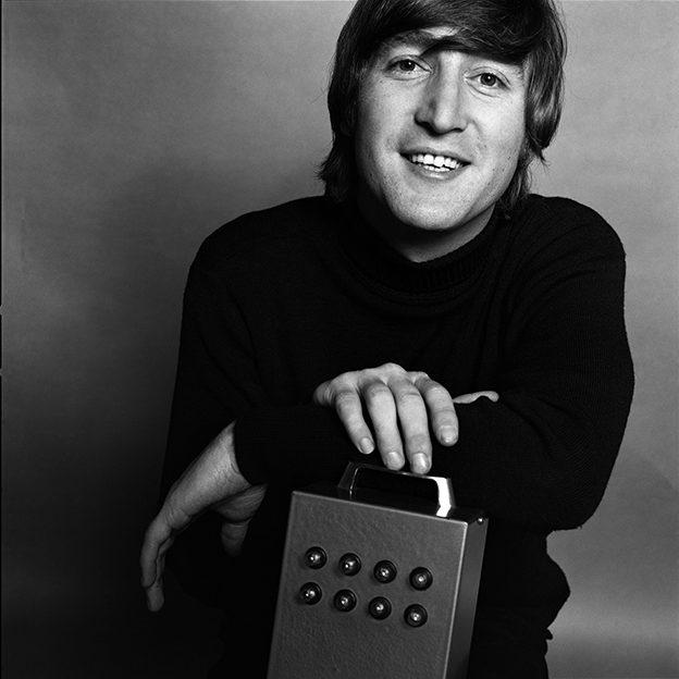 John Lennon Portrait 1965