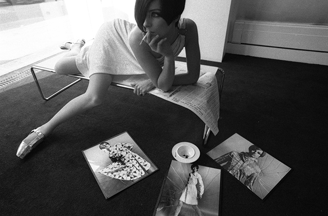 Jill Kennington Queen Kings Road London - 1968