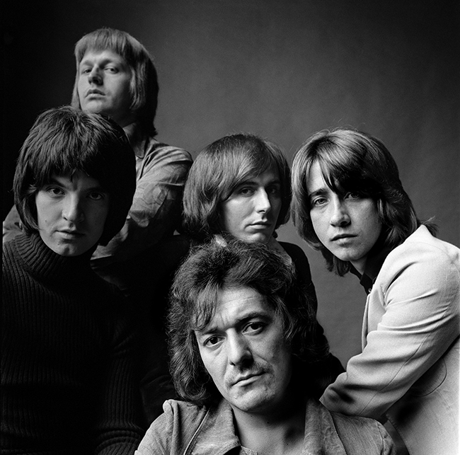 The Hollies - Band - 1972