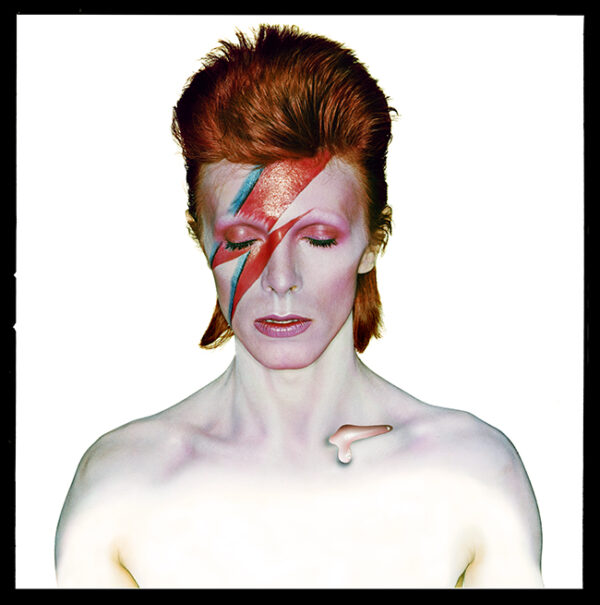 David Bowie Aladdin Sane Official Print