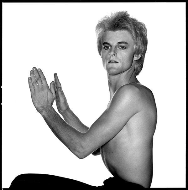 Mick 'Woody' Woodmansey - Aladdin Sane Outtake 1973