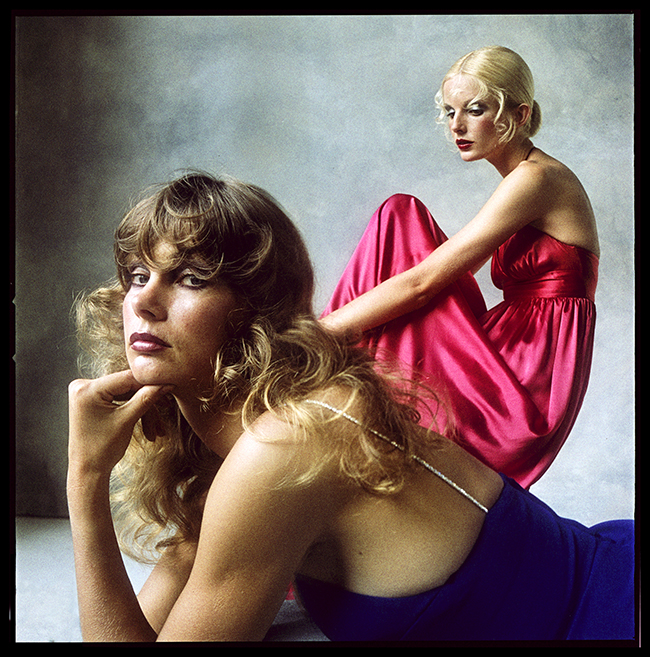 BIBA FASHION, JEAN SHRIMPTON & BARBARA MILLER - TELEGRAPH - 1973