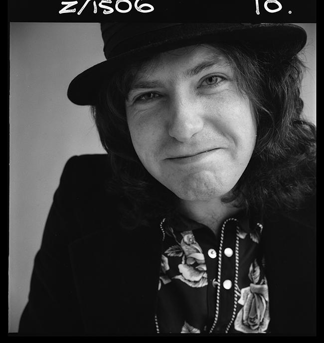 FRANKIE MILLER - MUSICIAN - 1979