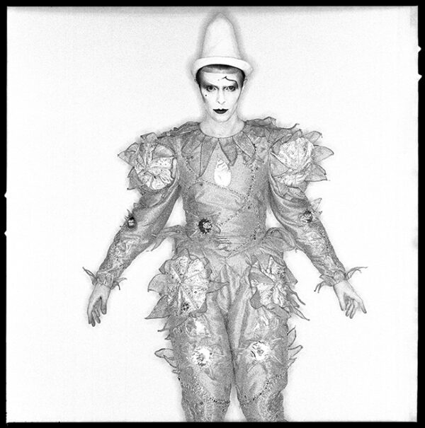 David Bowie Scary Monsters Pierrot Clown