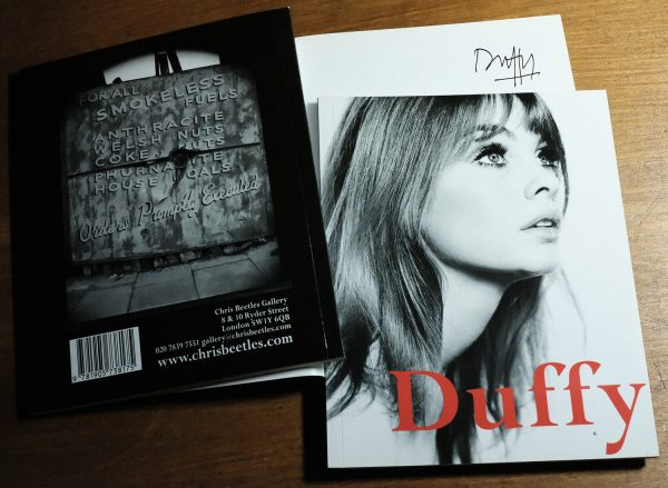 Duffy Debut Exhibition Gallery Catalogue