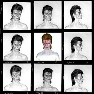 Aladdin Sane 'Demi' Contact