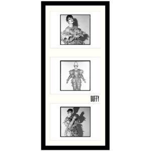 David Bowie Framed Scary Monsters Triptych