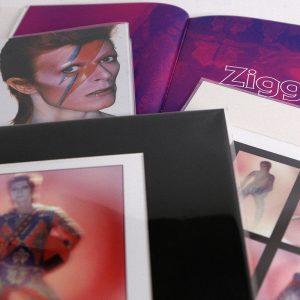 Ziggy Stardust Print & Five Sessions Book
