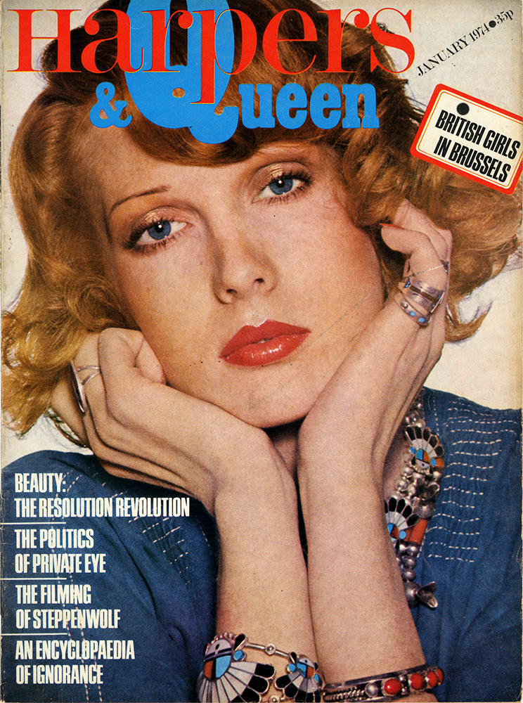 Harpers & Queen January 1974