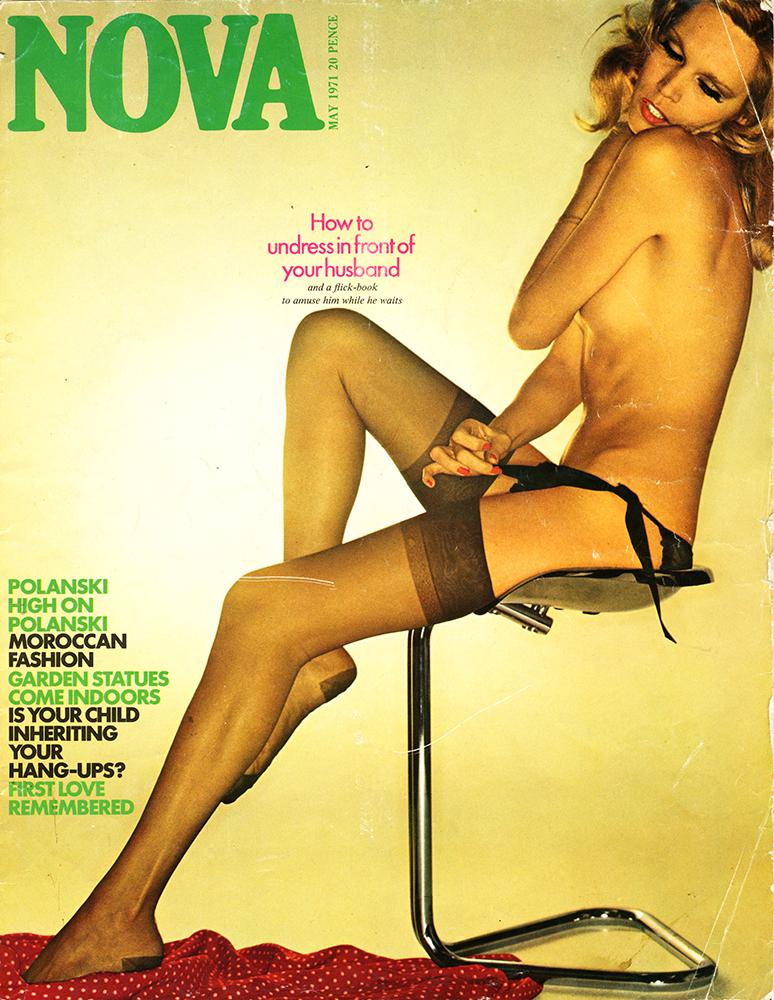 Nova May 1971 - Amanda Lear