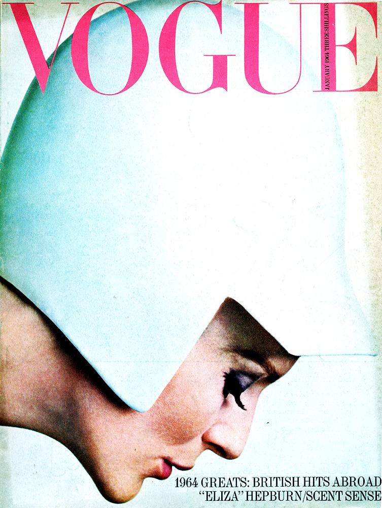 VOGUE Jan 1964