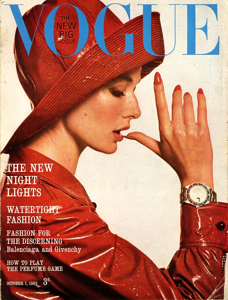 Vogue October 1963