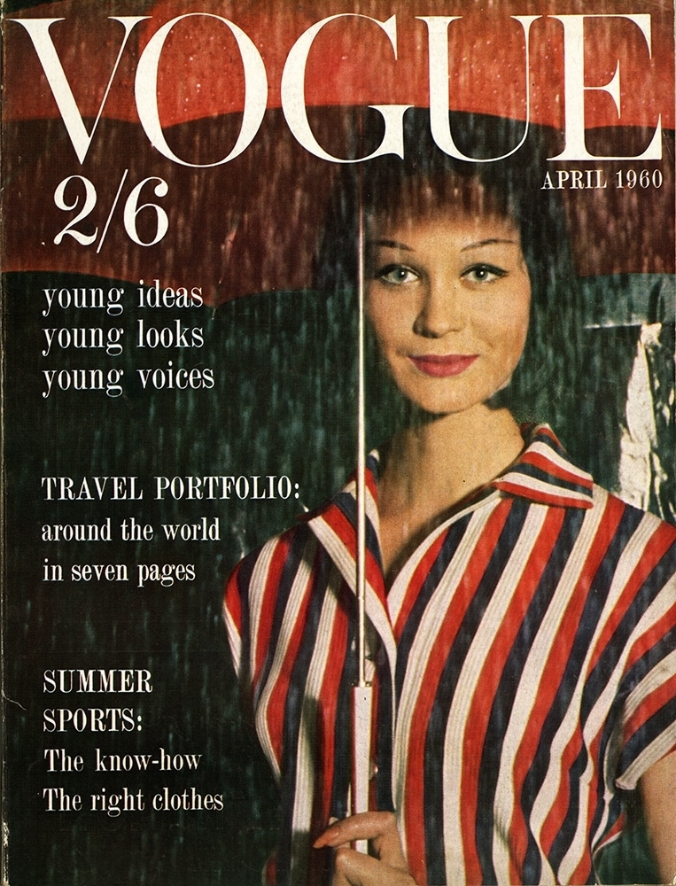Vogue April 1960