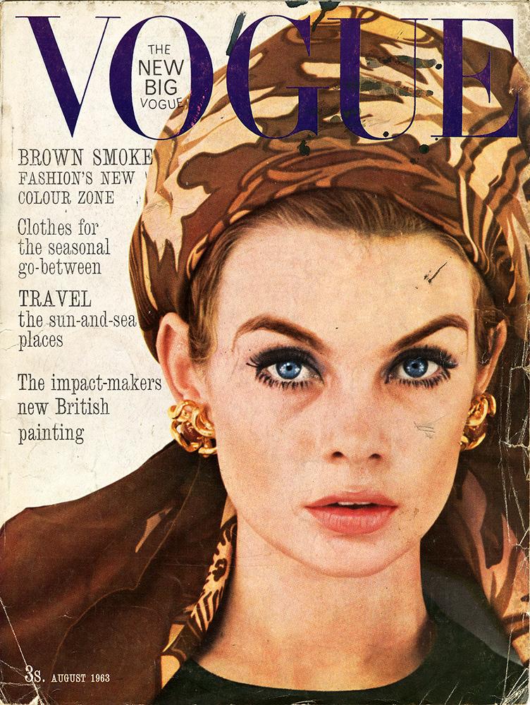 Vogue August 1963