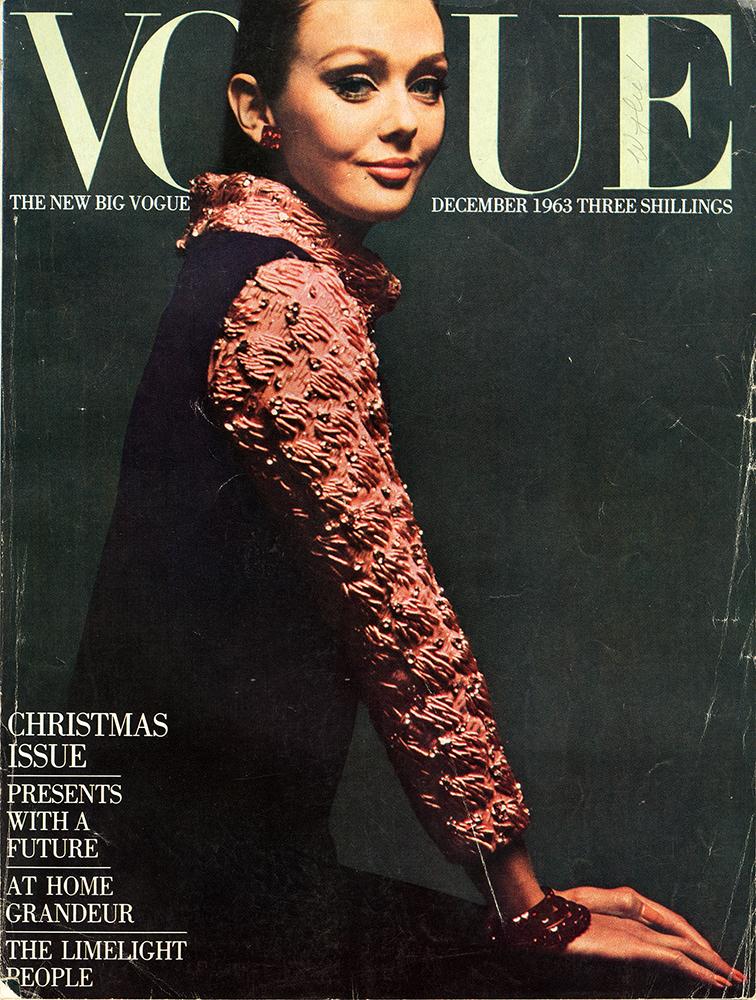 Vogue December 1963
