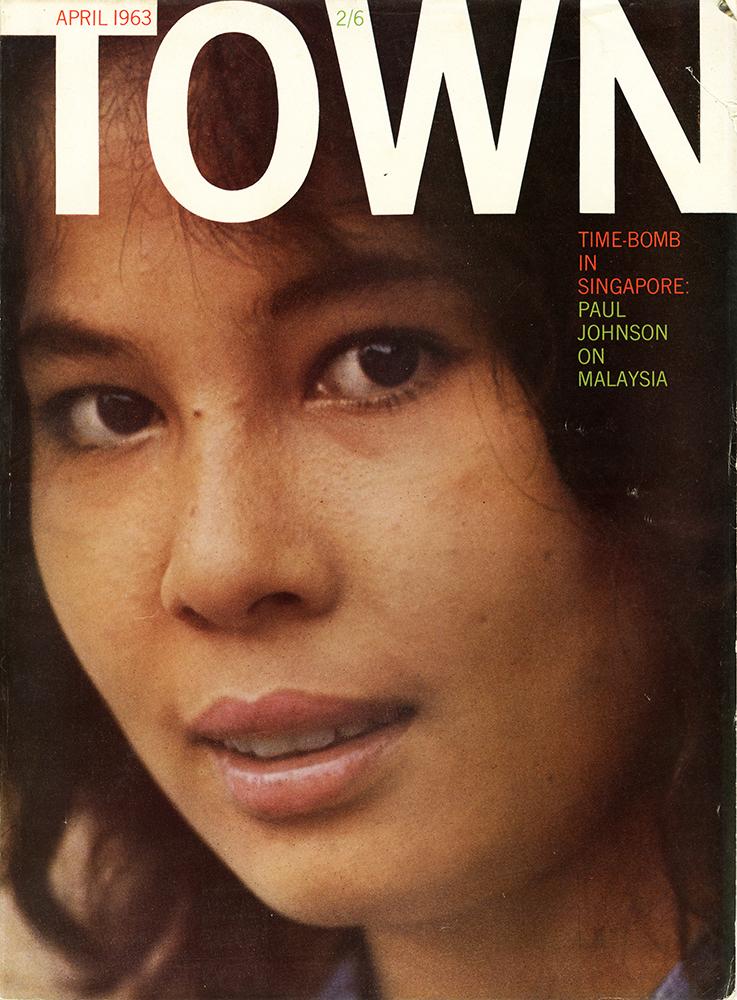 Town Magazine - April 1963