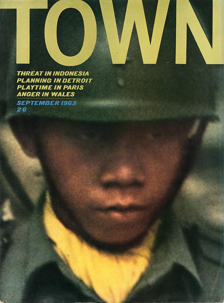 Town Magazine - September 1963