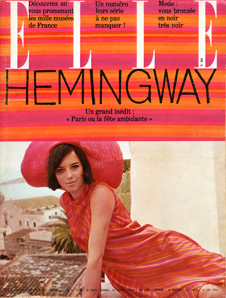 French Elle No.960 15th May 1964