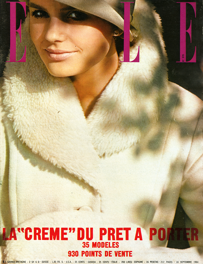 French Elle No.978 18th September 1964