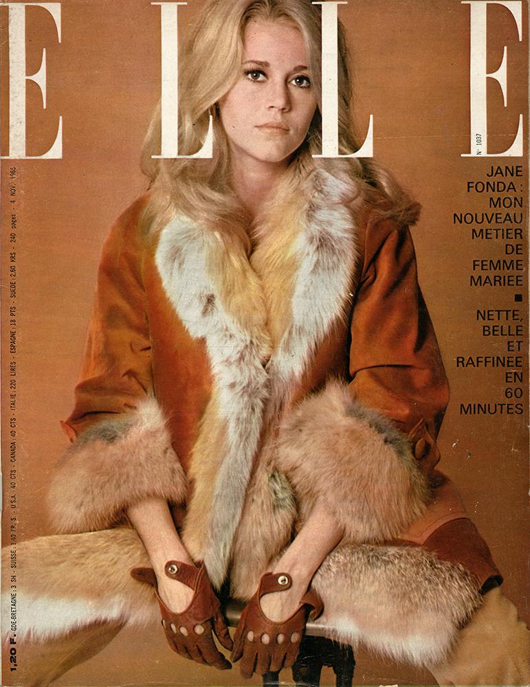 French Elle No.1037 4th November 1965