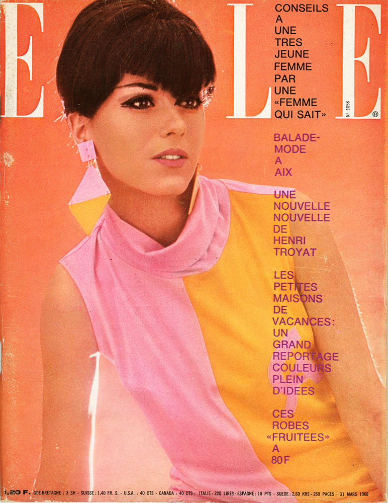 French Elle No.1058 31st March 1966
