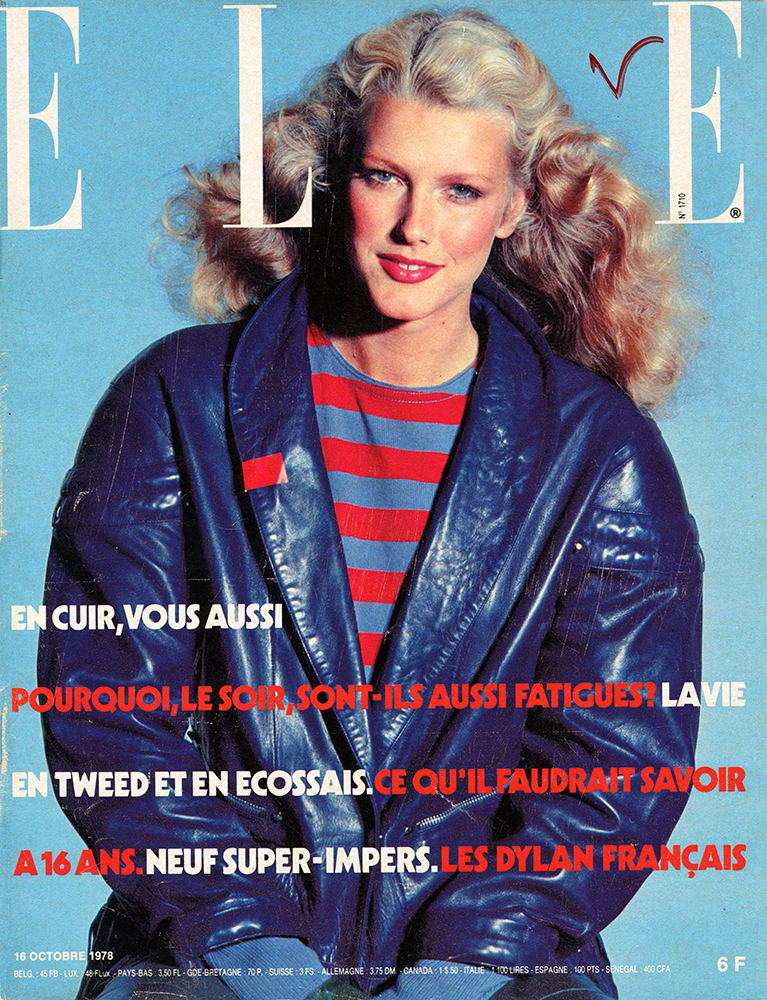 French Elle No.1710 16th October 1978