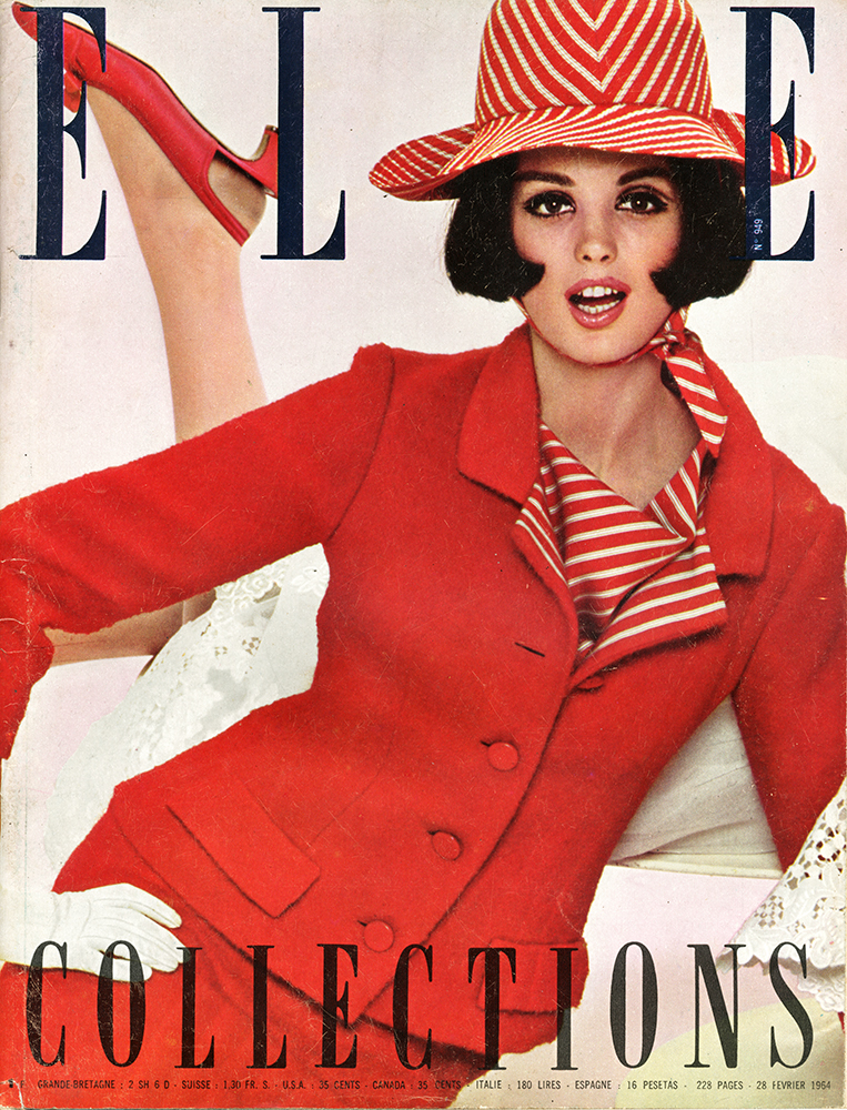 French Elle No.949 28th February 1964