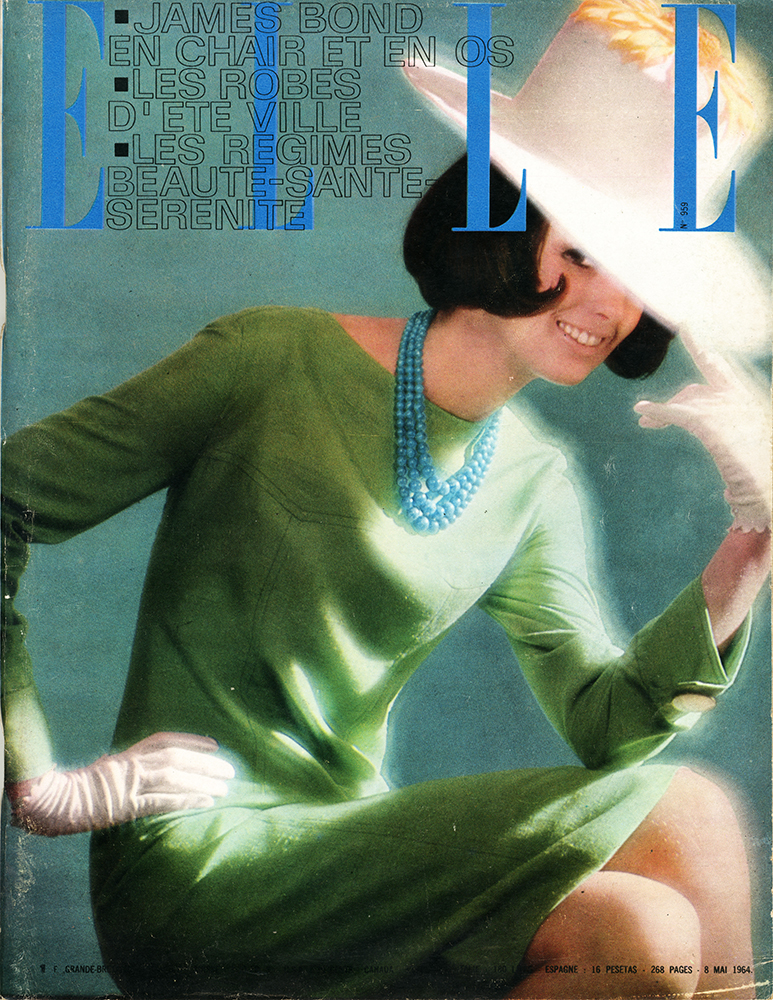French Elle No.959 8th May 1964