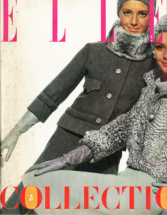 French Elle No.976 4th September 1964