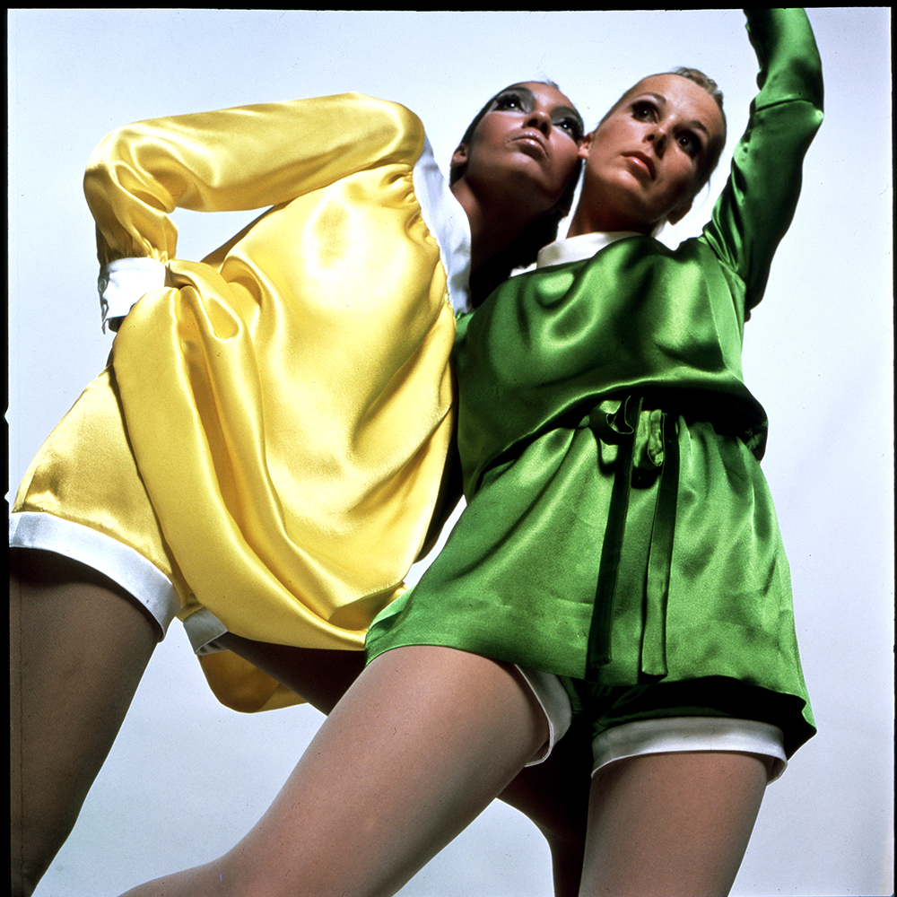 Sunday Times Fashion - Kellie Wilson - Mary Quant - 1966