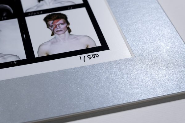 David Bowie Silver Edition 2019 Collection